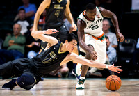 NCAA Basketball 2016: George Washington vs Miami