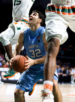 NCAA Basketball 2017: North Carolina vs Miami