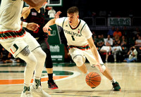 NCAA Basketball 2017 - Gardner-Web vs Miami