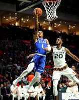 NCAS Basketball 2018: Duke vs Miami