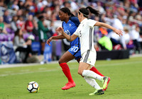 2018 SheBelieves Cup - GER vs FRA