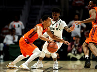NCAA Basketball 2018: Virginia Tech vs Miami MAR 03