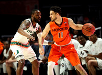 NCAA Basketball 2018: Virginia Tech vs Miami