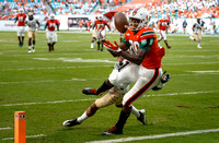 Miami Hurricanes vs. Pittsburgh Panthers