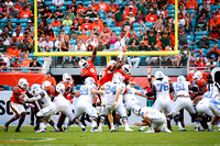 Miami Hurricanes vs. North Carolina Tar Heels
