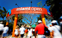 Miami Open Main Gate