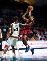 NCAA Basketball 2016: Florida Atlantic vs Miami