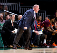 NCAA Basketball 2017: Virginia Tech vs Miami FEB 08