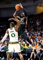 NCAA Basketball 2017: Florida State vs Miami
