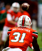 Miami Hurricanes v. North Carolina Tar Heels